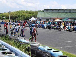 2020ミニバイク6時間耐久レース